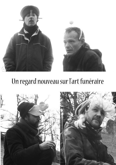 L'aarqlmedala un regard nouveau sur l'art funéraire redux